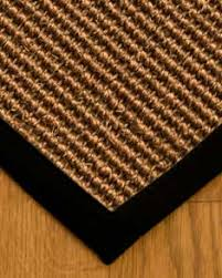 Bound Sisal Rug Custom Sisal Rugs Natural Area Rugs