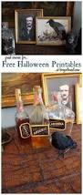 Best 25 Halloween Printable Ideas On Pinterest Free Halloween