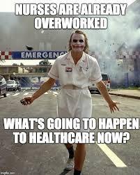 Nurse Meme Generator - joker nurse imgflip