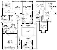 Contemporary Floor Plan Home Floor Plan Design Home Office