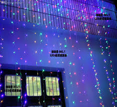 cheap wholesale led curtain lights decoration light