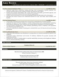 Sample Event Planner Resume Objective by Media Resume Examples Resume Professional Writers