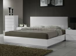 Bedroom Furniture Nyc Naples Platform Bed White 607 75 Furniture Store Shipped