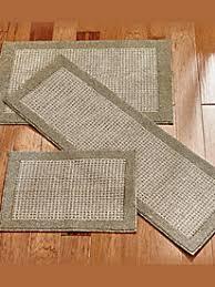rug sets 3 piece rug set and shower u0026 rug set blair
