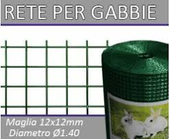 reti per gabbie rete per gabbie plast 12x12 filo 1 30 italreti produzione rete