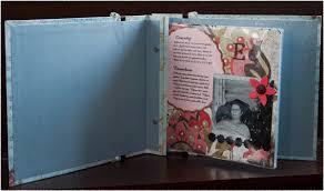 postbound album bellamio jag har gjort mitt eget post bound album