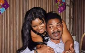 actress omotola jalade u0027s husband reacts to her having u201dreal ex