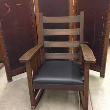 l jg stickley l jg stickley rocker