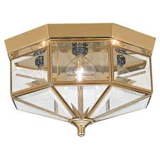 sea gull lighting 7662 02 4 light hall and foyer ceiling fixture