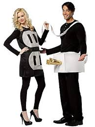 Danny Zuko Halloween Costume Couples Plug U0026 Socket Costume Adults Costumes Halloween