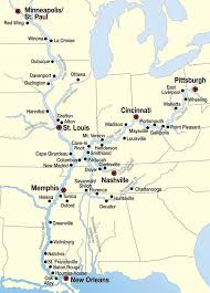 america map with rivers best 25 mississippi river cruise ideas on south
