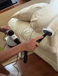treat and clean upholstery for mold and other allergens mold free