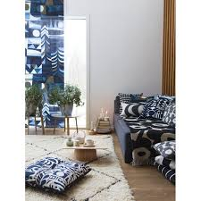 Marimekko Bed Linen - marimekko kuunsade fabric finnish design shop