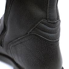 motorcycle black boots cruise stylmartin cafe racer line motorcycle riding boots