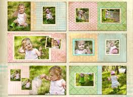 birthday photo album 8 vintage album templates free psd eps ai format