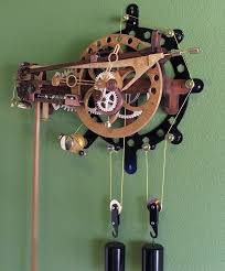 7 Free Wooden Gear Clock Plans by The 39 Best Images About Clocks On Pinterest Gear Clock Clock