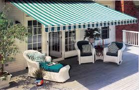 Backyard Awnings Ideas Deck Awning Ideas Outdoortheme