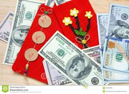 tet envelope lucky money stock image image 49485669