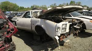 junkyard find 1977 ford ranchero gt brougham the truth about cars