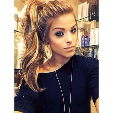 ponytail hairstyles for ponytail hairstyles for oval faces