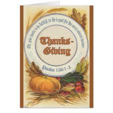 christian thanksgiving cards invitations greeting photo cards