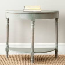 Half Moon Accent Table Half Moon Console Tables Target