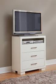 jessica collection 202990 white platform bedroom set