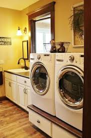 Build Washer Dryer Pedestal Cups To Keep Washer And Dryer From Falling Off Diy Laundry