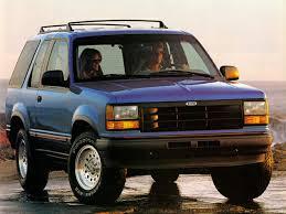 1999 ford explorer 4 door 1992 ford explorer overview cars com