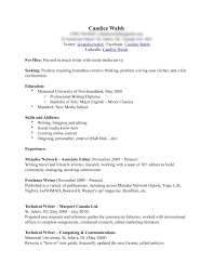Resume Header Examples by 4 Best Images Of Example Of A Completed Resume Completed Resume
