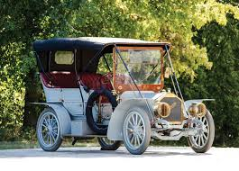 1908 pullman model h light touring classiccarweekly net