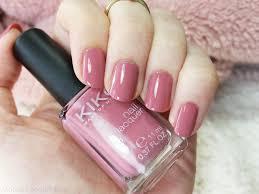 kiko nail lacquer 375 bois de rose mateja u0027s beauty blog bloglovin u0027