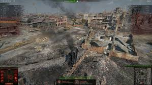 Stalingrad On Map Map Glitch On Stalingrad In Game Bug Reporting World Of Tanks