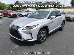 lexus suv 2010 sale used cars for sale paducah ky 42001 allen auto sales