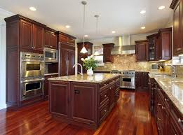 kitchen cherry kitchen cabinets images stunning cherry wood