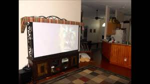 Livingroom Theatre My Small Living Room Home Theatre Youtube