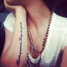 quote tattoos in spanish popsugar latina