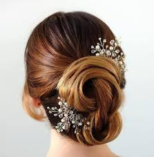 wedding hair 40 chic wedding hair updos for brides