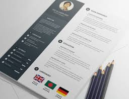 cv design 20 free resume design templates for web designers