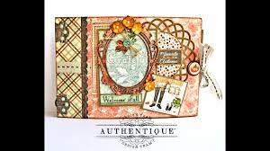 Home Design Bountiful Utah by Authentique Bountiful Fall Folio Tutorial Fits In Bountiful Fall