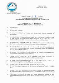 bureau de vote 12 liste des bureaux de vote 2015 commission électorale nationale