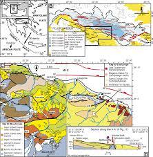 Corinth Greece Map by A U201cgreat Deepening U201d Chronology Of Rift Climax Corinth Rift