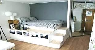 cuisine estrade lit sous estrade et lit sous cuisine en lit sous estrade cuisine lit