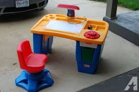 fisher price step 2 art desk little tikes art desk classifieds buy sell little tikes art desk