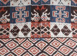 Ikat Home Decor by Indonesian Ikat Sumba Ikat Hand Woven Ikat Hand Loomed Ikat