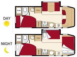 c24 ft view motorhome rv rentals