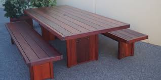 cute wooden outdoor furniture settings lovable eucalyptus patio