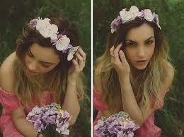 flower hair band favorite flower crown tutorials cocorosa