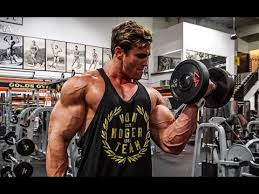 arm day is the best day two weeks out calum moger