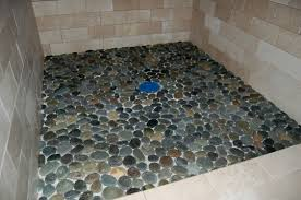 flooring pebble flooring for environmentally safe and sturdy